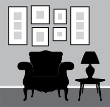 photo-frames-suite-for-living-room